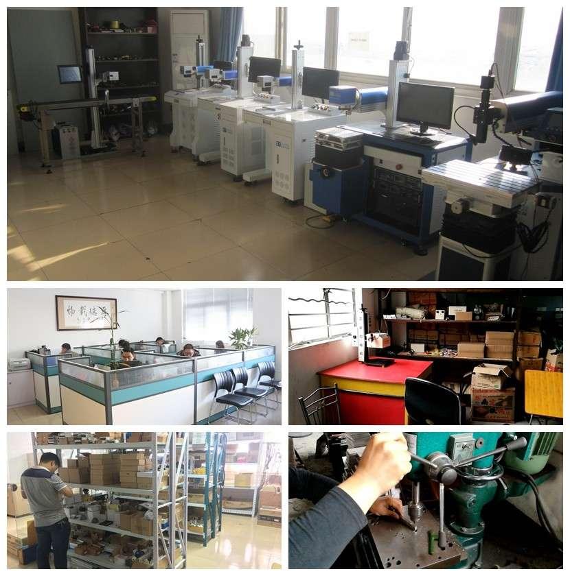 Marking machine manufacturing | HeatSign - Laser marking systems & dot peen marking systems