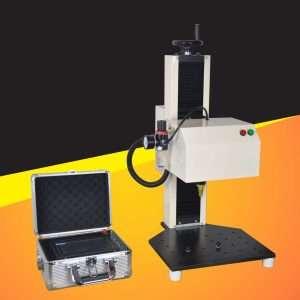 CNC direct part marking machine