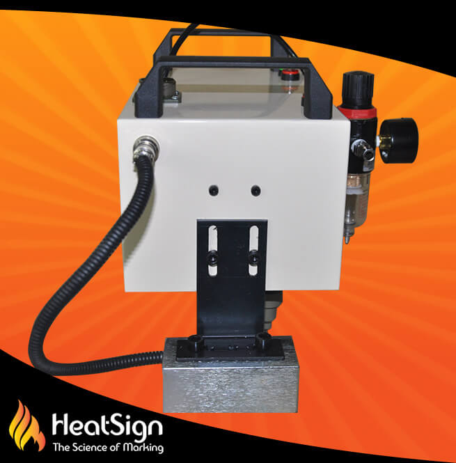 HS-Portable-Marking-Machine-Side; HeatSign; marking machine