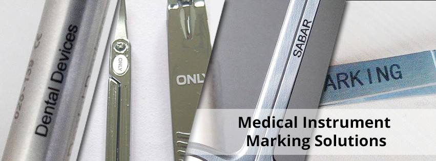 Medical Instrument Industry | HeatSign - metal engraving machine