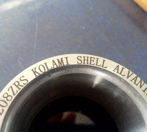 bearing side marking | HeatSign - metal engraving machine