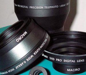 marking on camera | plastic engraving | HeatSign - marking machine