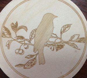wood engraving services | HeatSign - marking machine