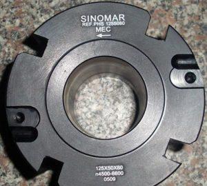 white marking on metal | HeatSign - marking machine