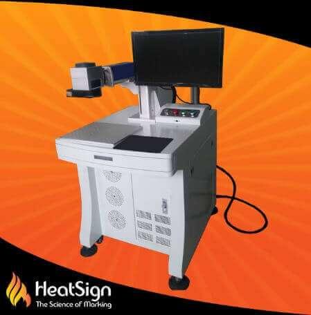 Dot peen marking | HeatSign - dot peen marking