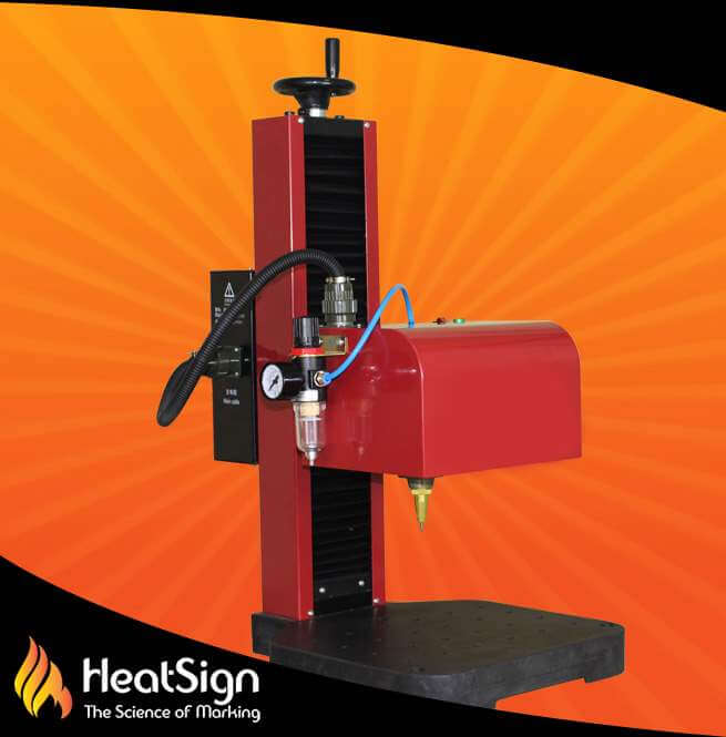 Dot Peen Marking Machine | HeatSign - dot peen marking