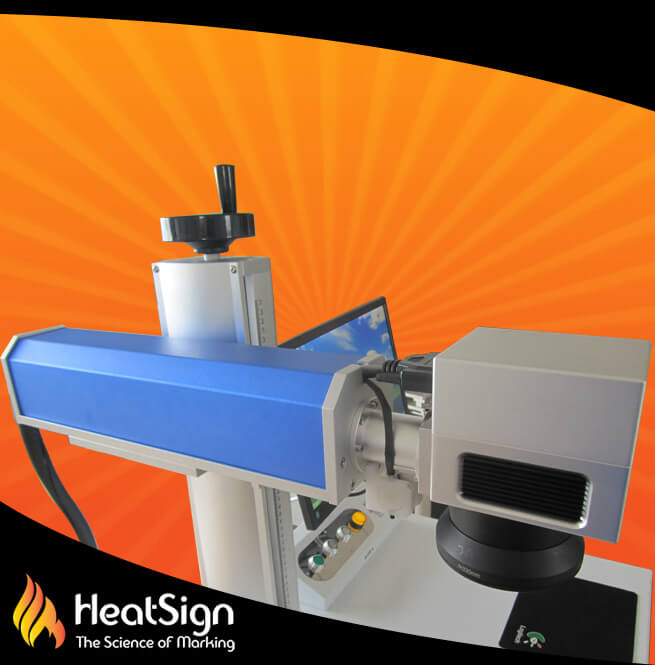 Digital scan head | HeatSign - industrial marking systems