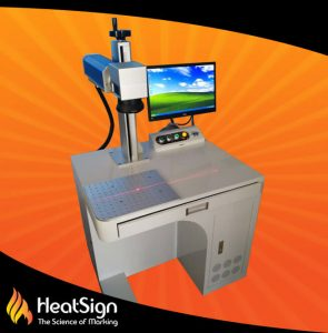 Fiber-laser-marking-machine | HeatSign - fiber laser engraver