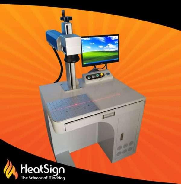 Fiber-laser-marking-machine   HeatSign - fiber laser engraver