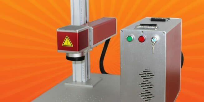 metal engraving machine | Fiber Laser Engraving System | HeatSign - fiber laser engraver