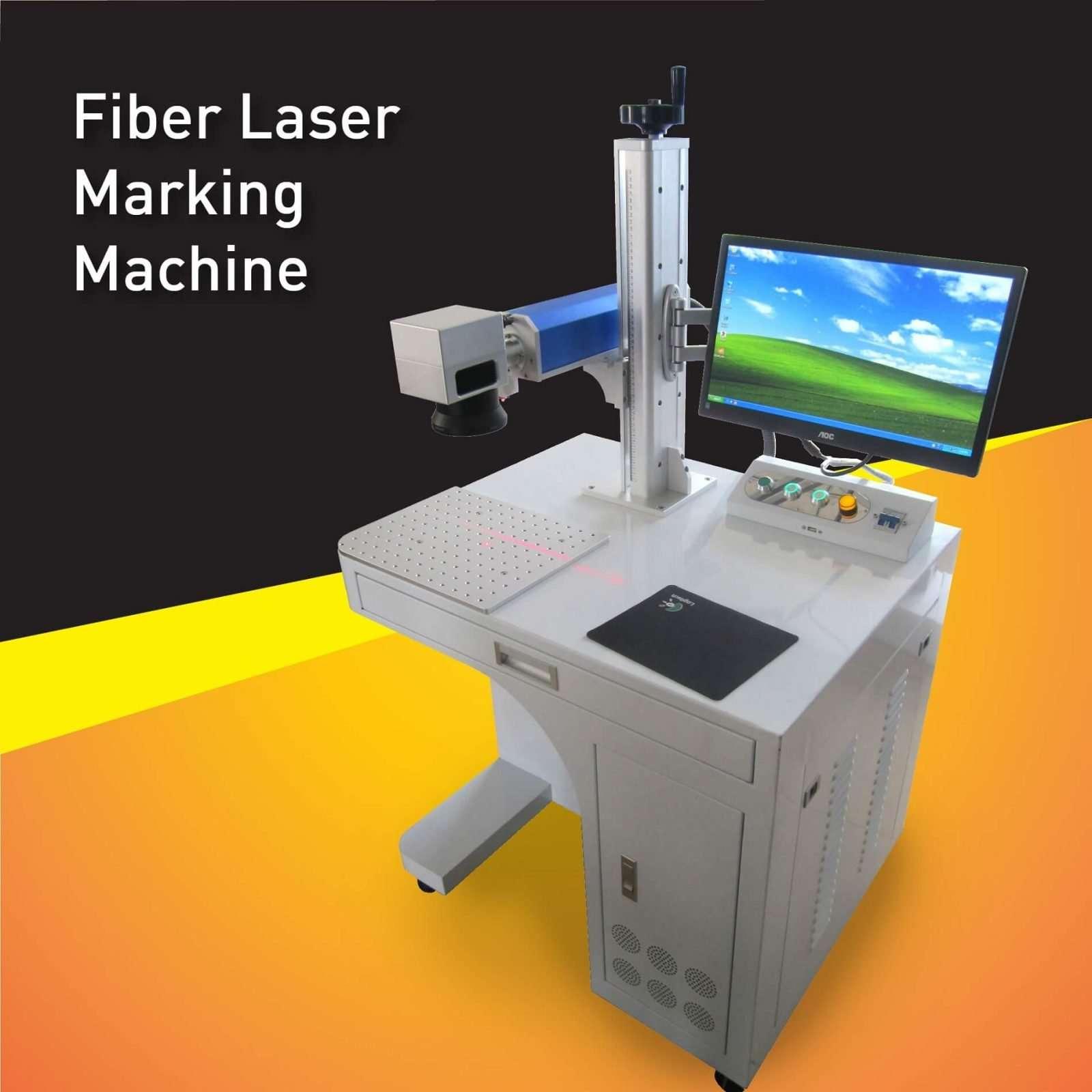 Fiber Laser marking Machines | HeatSign marking systems - Industrial marking systems