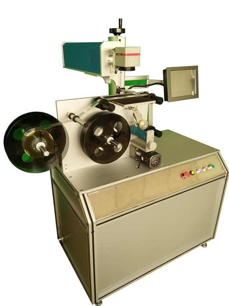 Auto Tags Marking Machine | HeatSign - Laser marking machines & industrial marking systems