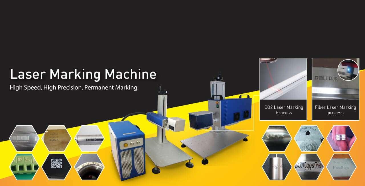 Laser marking Machines | HeatSign - Direct part marking & industrial marking systems