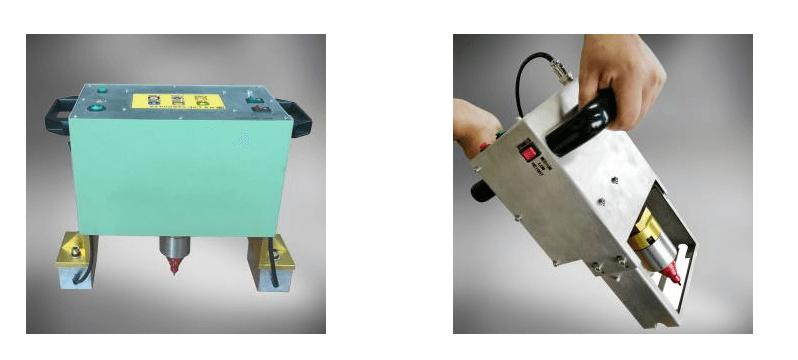 electric portable vibro peen marking machine