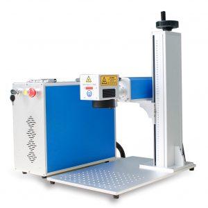 desktop MOPA laser marking machine