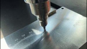 dot pin marking