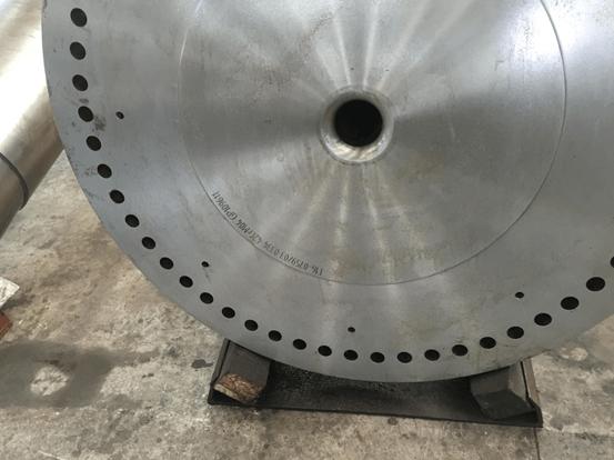 Big steel engrave