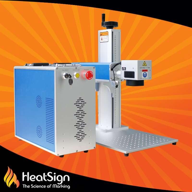 HeatSign Fiber Laser Marker