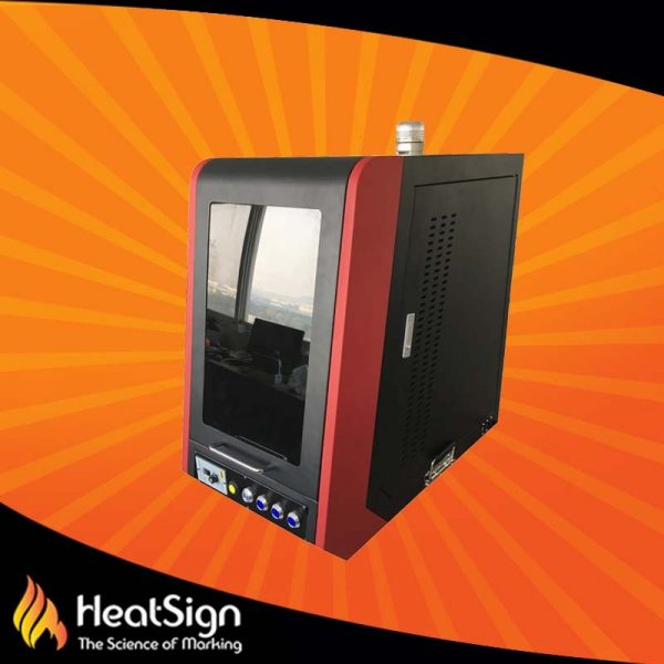 30W fiber laser engraver