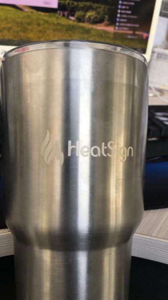 laser engraver for stainless steel cups