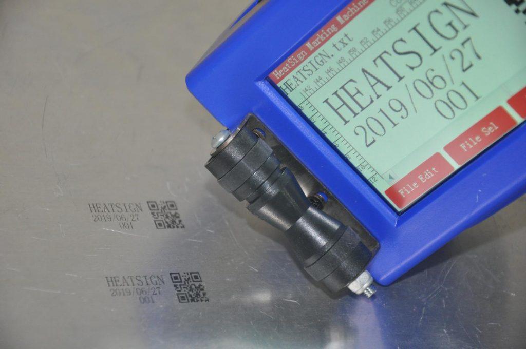 Handheld Expiry Date Printing