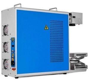 VEVOR 20W Fiber Laser Machine