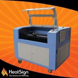 HeatSign's CO2 Laser Engraving Machine