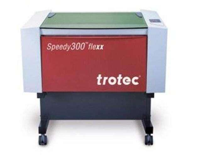Trotec Speedy Series Laser Engravers