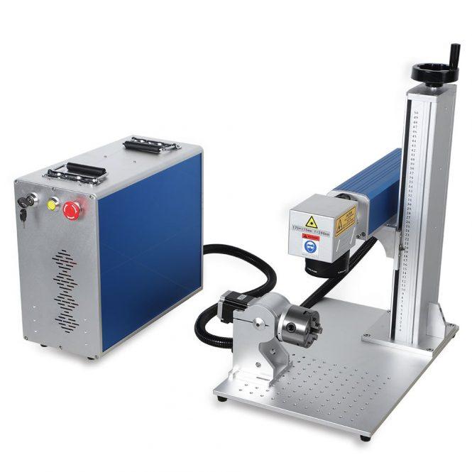 50Watt Fiber Laser Engraver