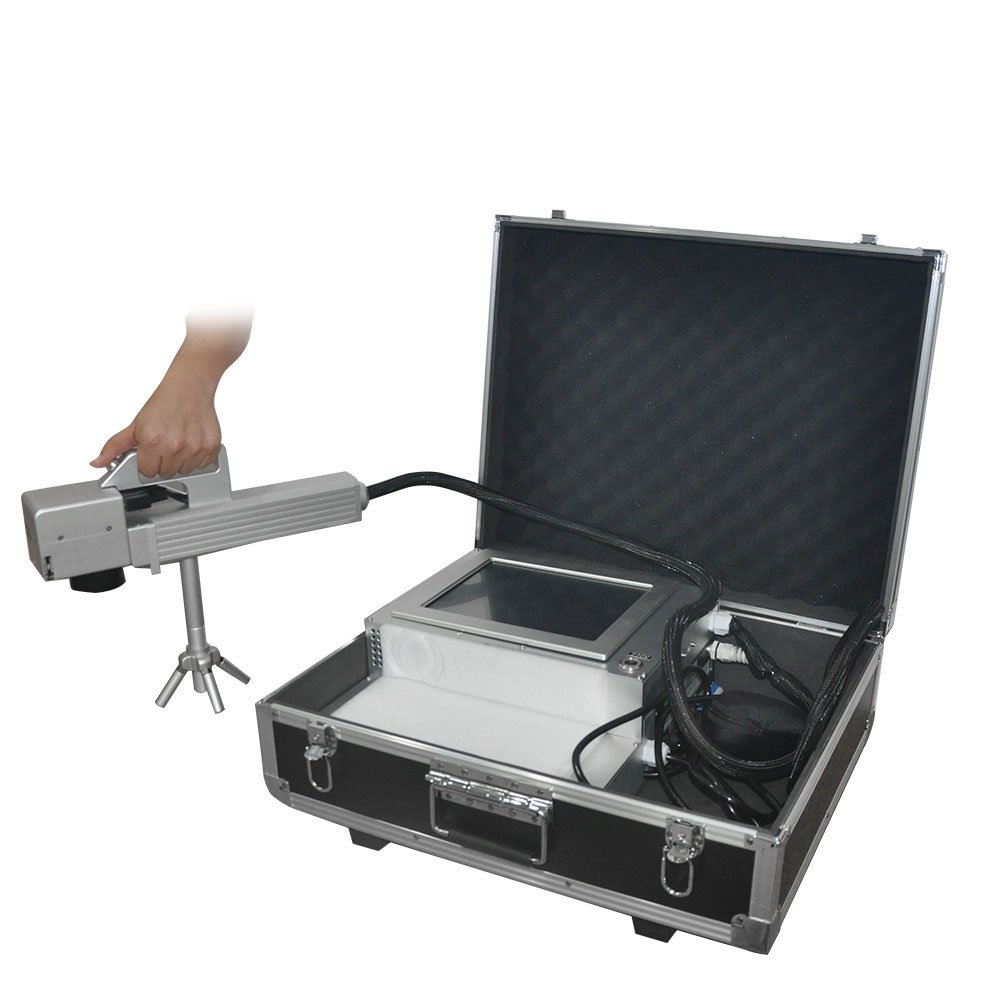 mini portable laser marker