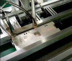 Fiber Laser Online Marking
