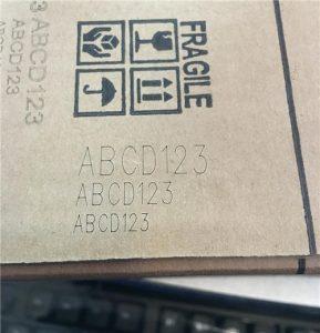 Carton Marking