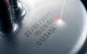 laser marking show