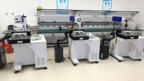 laser marking fume extractor