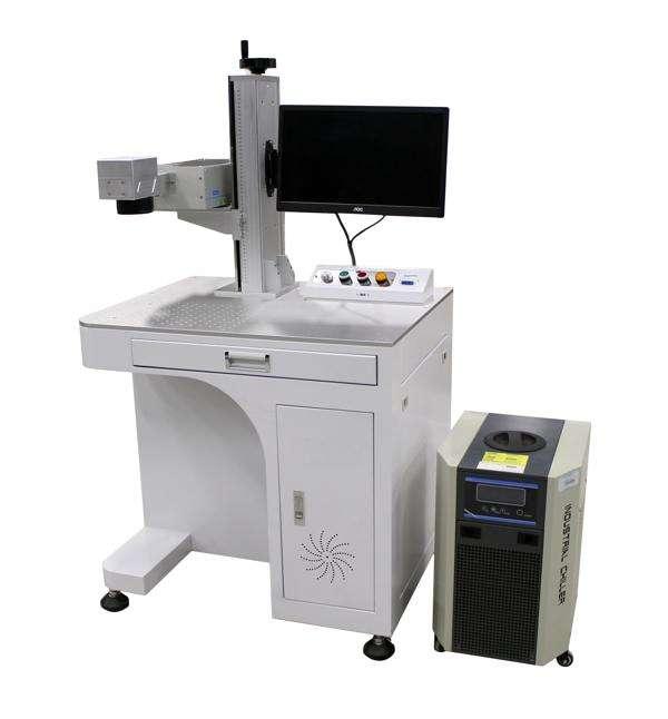 Heatsign Uv Laser Marking Machine