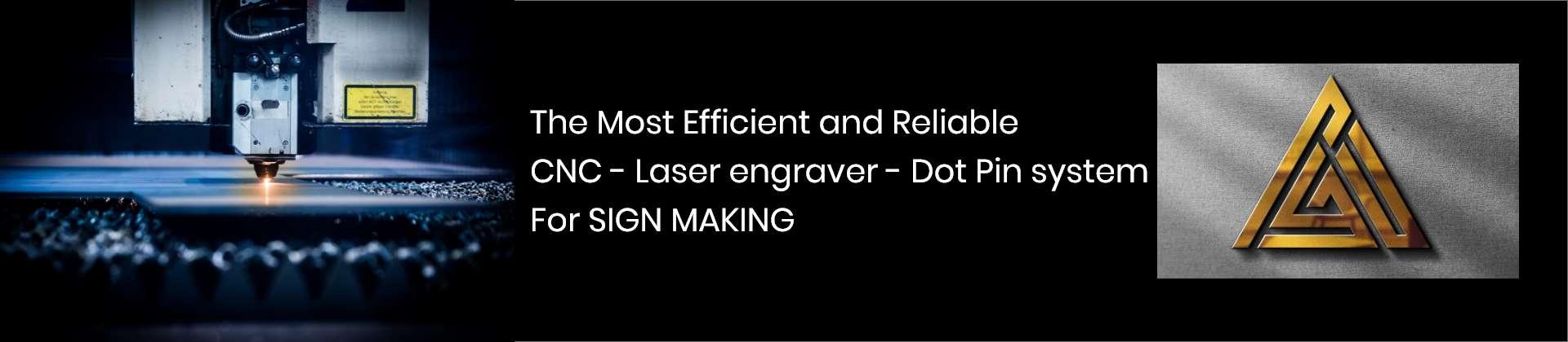 sign making cnc laser engraver
