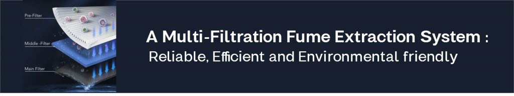 how to choose fume extractor and fume extractor system