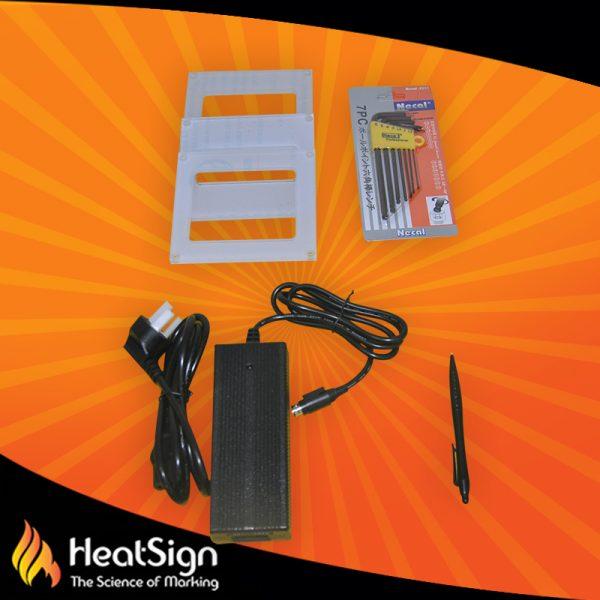 handheld laser marking machine accessories