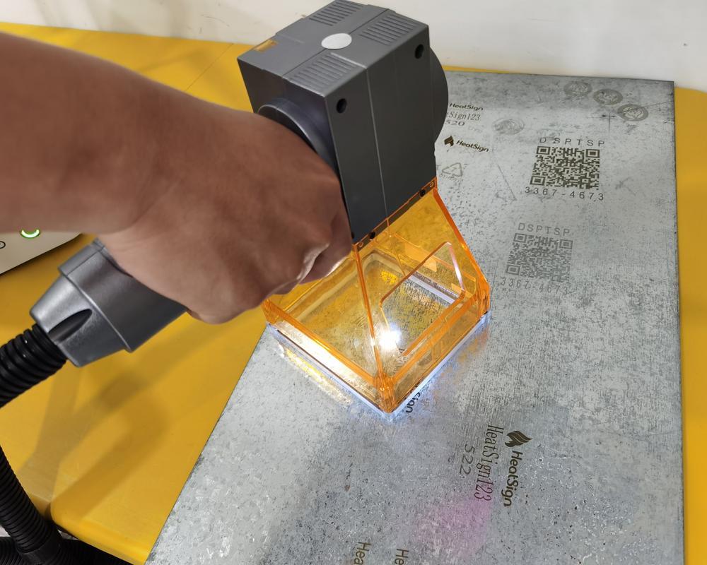 portable laser engraving marking