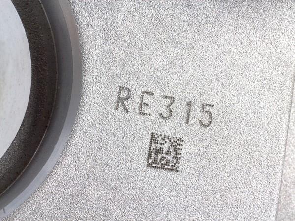 automotive part marking