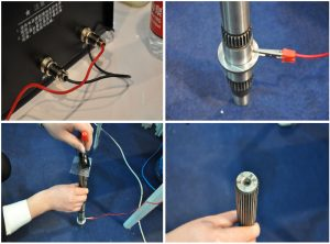 electrochemcial markingmachine