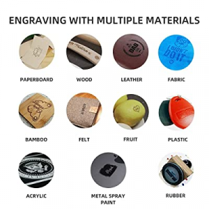 materials that can be engraved