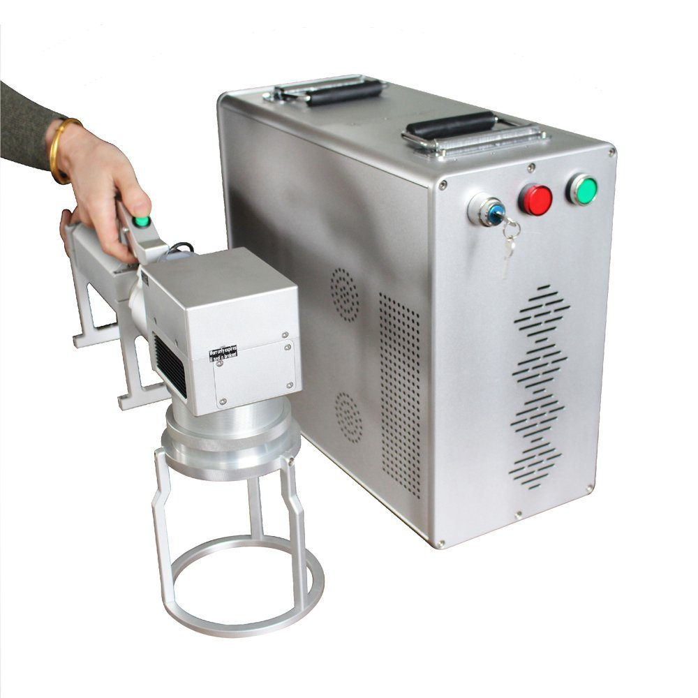what is a portable laser engraving machine