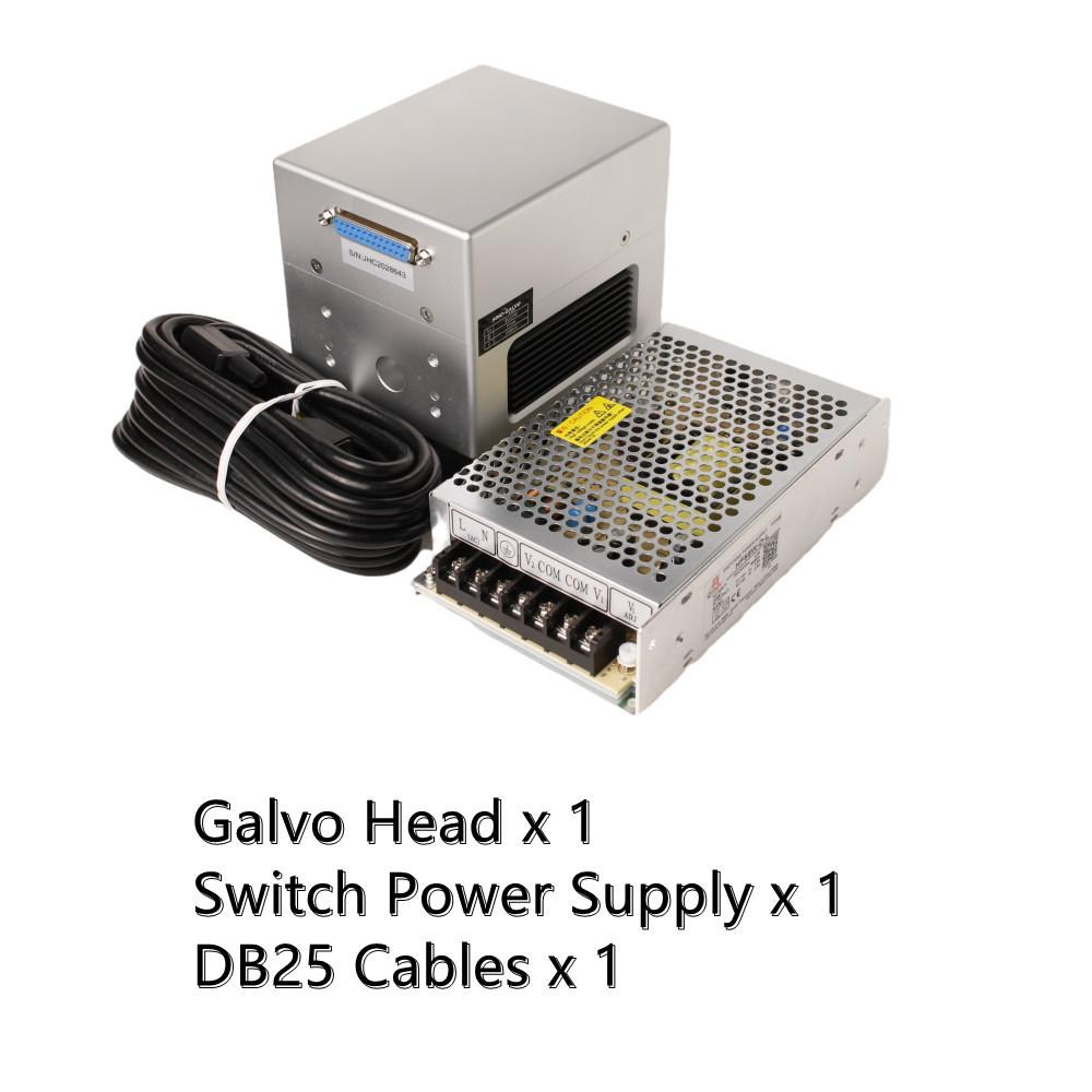 galvo head package