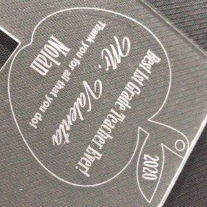 laser photo engraving marking
