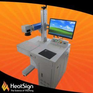 HS-FL20 20W Fiber Laser Marking Machine