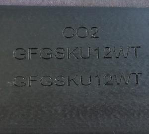 rubber marking