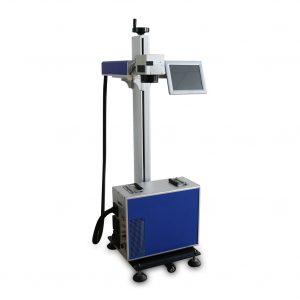 Laser coding machine