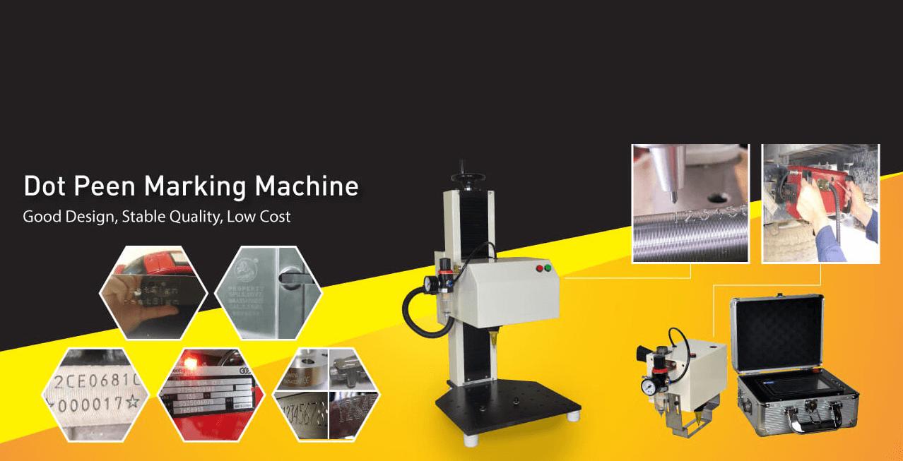 HeatSign Dot Peen marking Machines | HeatSign marking systems - Industrial marking systems